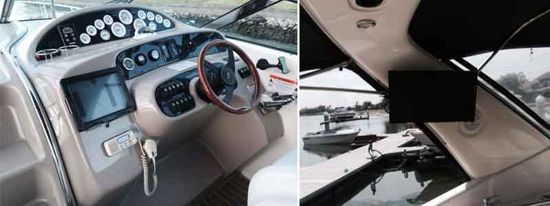 Marine Boat Audio Visual Upgrade