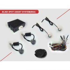 Blind Spot Detection Assist System
