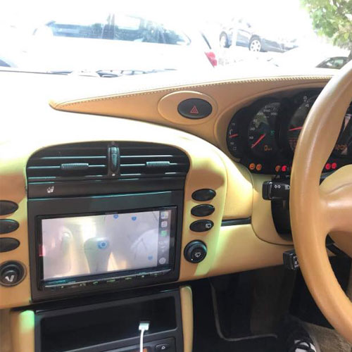 Onsite Car Audio Installation