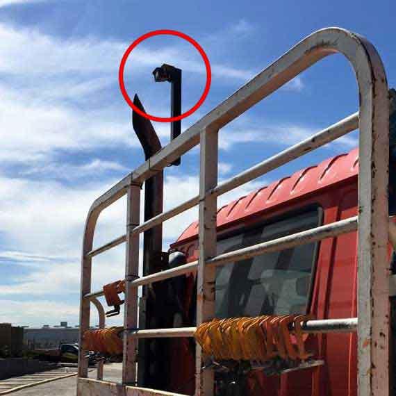 Truck-Reversing-Camera