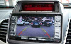Mitsubishi Triton Reversing Camera