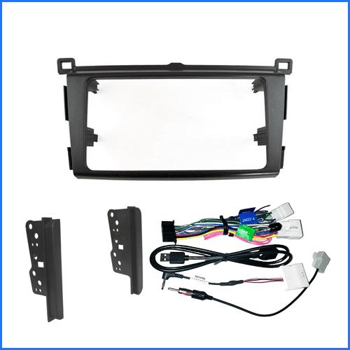 DDX919WS Car Stereo Upgrade To Suit Toyota RAV4 2013-2018-kit