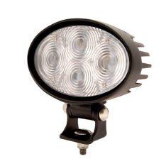 Oval LED Pedestrian Spotlight