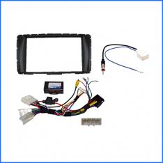 Toyota Hilux 2013-2015 Head Unit Installation Kit