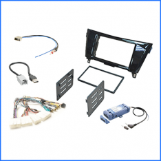 Nissan X-Trail 2014-2017 (T32) Head Unit Installation Kit