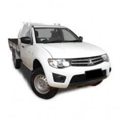 PPA-Mitsubishi Triton 2009 – 2014 MN [GL]-stereo-upgrade