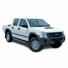 PPA-Stereo-Upgrade-To-Suit-Isuzu DMax 2009-2012