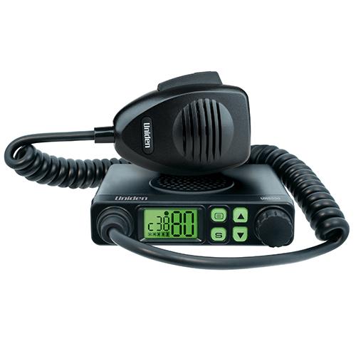 UNIDEN UH5000 MINI COMPACT UHF RADIO