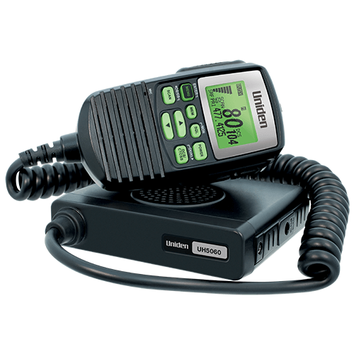 UNIDEN UH5060 MINI COMPACT UHF WITH REMOTE SPEAKER MIC