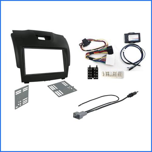 Isuzu D-Max 2012-2019 Head Unit Installation Kit