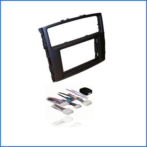 Mitsubishi Pajero 2007-2013 (NS-NT-NW) Rockford Amplifier Interface (1)