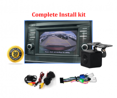 Reverse Camera Kit to suit MAZDA 6 (GJ) OEM Factory Screen 2013 to 2015