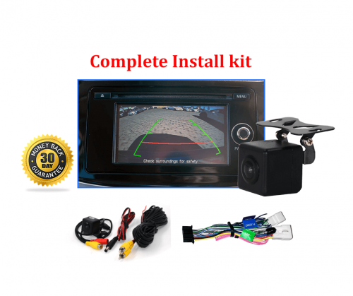 Reverse Camera Kit to suit MITSUBISHI ASX (XB) OEM Factory Screen 2013 to 2018