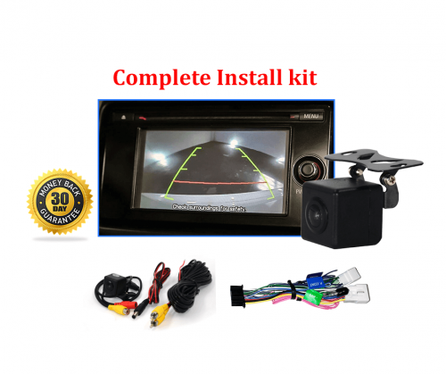 Reverse Camera Kit to suit Mitsubishi Challenger (PC) OEM Factory Screen 2013-2015