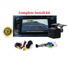 Reverse Camera Kit to suit Subaru Forester (SJ) OEM Factory Screen 2015 to 2018