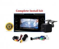 Reverse Camera Kit to suit Subaru Impreza (GP-GJ) OEM Factory Screen 2015 to 2016