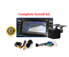 Reverse Camera Kit to suit Subaru Levorg (V1) OEM Factory Screen 2016 to 2018