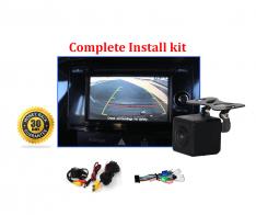 Reverse Camera NTSC Kit to suit Mitsubishi Outlander OEM Factory Screen 2013 to 2018