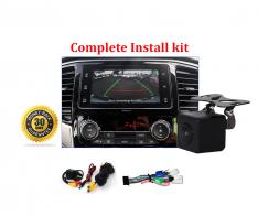 Reverse Camera NTSC Kit to suit Mitsubishi Triton MR OEM Factory Screen 2019