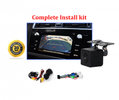 Reverse Camera NTSC Kit to suit Subaru Outback OEM Factory Screen 2015 to 2018