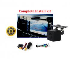 Reverse Camera NTSC Kit to suit Toyota Corolla Sedan OEM Factory Screen 2017 to 2019