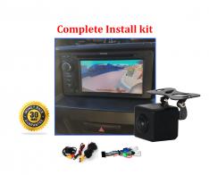 Reverse Camera NTSC Kit to suit Toyota Landcruiser Factory Screen 2007 to 2015