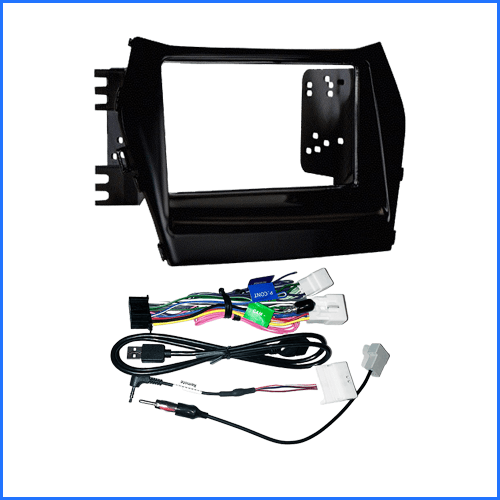Hyundai Santa Fe 2012-2018 DM Head Unit Installation Kit-Non Nav