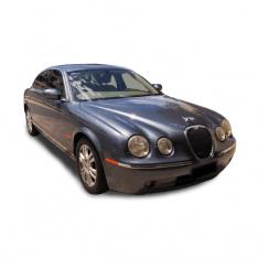 Jaguar S-Type 2003-2008 Car Stereo Upgrade