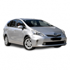 Toyota Prius V 2012-2015 (ZVW40R Series) Car Stereo Upgrade