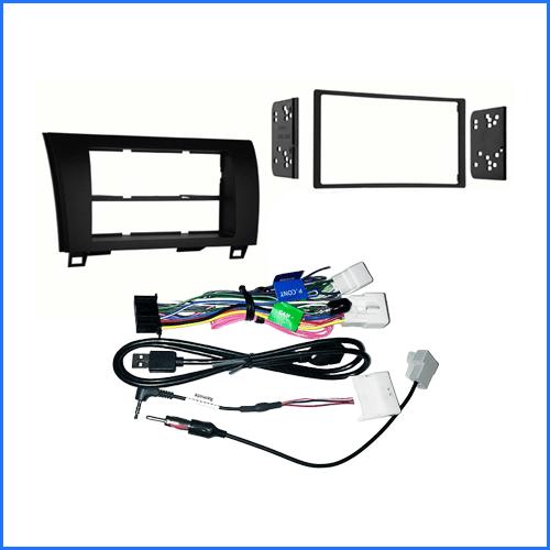 Toyota Tundra 2007-2013 (XK50 Series) Head Unit Installation Kit