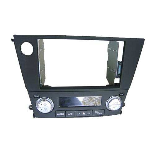 Subaru Liberty (Inc Outback) 2006-2008 BL-BP Dual Climate Control-Head Unit Installation Kit