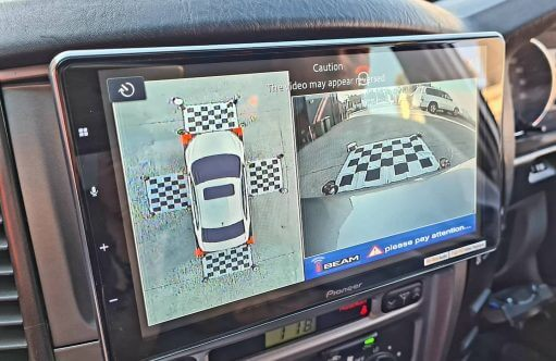 360° Vehicle Camera System