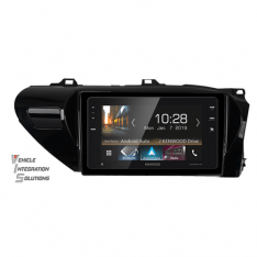DMX820WXS Installation kit Package for Toyota Hilux 2015-2021