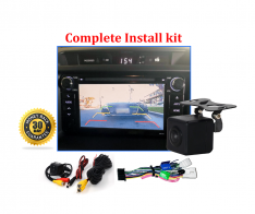 Reverse Camera NTSC Kit to suit Toyota Landcruiser 200 GX 2020 Factory Screen