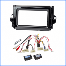 Head Unit Installation Kit To Suit Toyota Fortuner 2015-2019 AMPLIFIED