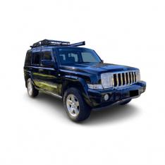 Jeep Commander 2008-2010 XK Stereo Upgrade