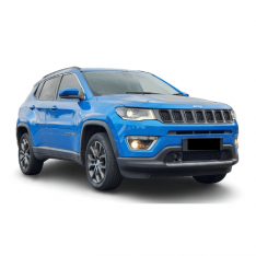 Jeep Compass 2017-2018 M6 Stereo Upgrade