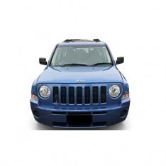 Jeep Patriot 2007-2009 MK Stereo Upgrade