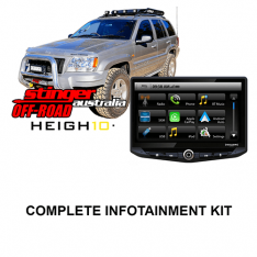 JEEP Grand Cherokee WJ 1999-2005 Stinger HEIGH10 Package