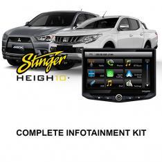 Mitsubishi Stinger HEIGH10 Infotainment Kit