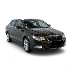 Skoda Superb 2009-2015 (3T) Car Stereo Upgrade