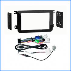 Skoda Superb 2009-2015 (3T) Head Unit Installation Kit
