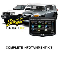 Toyota Stinger HEIGH10 Infotainment Kit