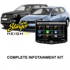 Volkswagen Stinger HEIGH10 Infotainment Kit